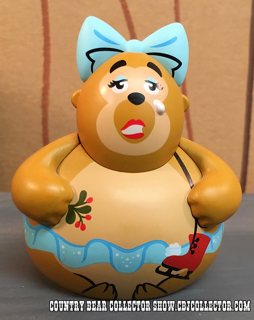 2014 Disney Vinylmation Park Starz Limited Edition Trixie Figure - Country Bear Collector Show #025