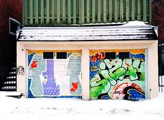 Beautiful Garage Door - Montreal