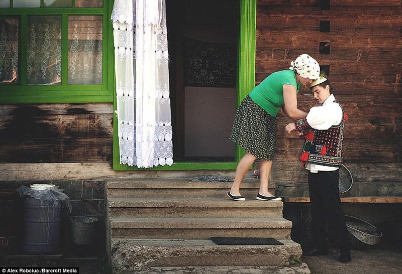 「最後的中世紀地區」- 羅馬尼亞 Maramures County 村莊4