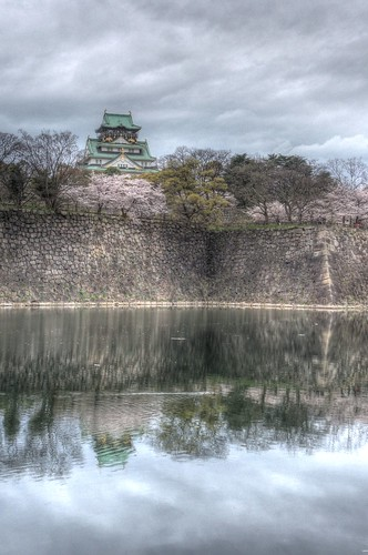 Osaka Castle area on APR 03, 2016 vol03 (4)