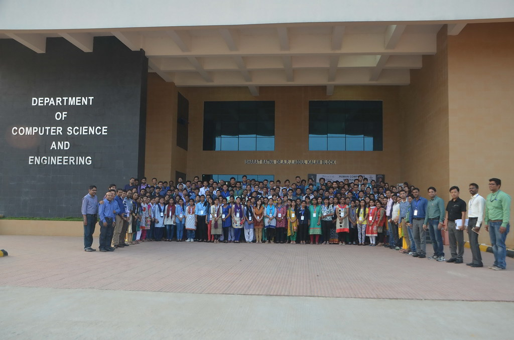 2 Days National Workshop on Human Computer Interaction