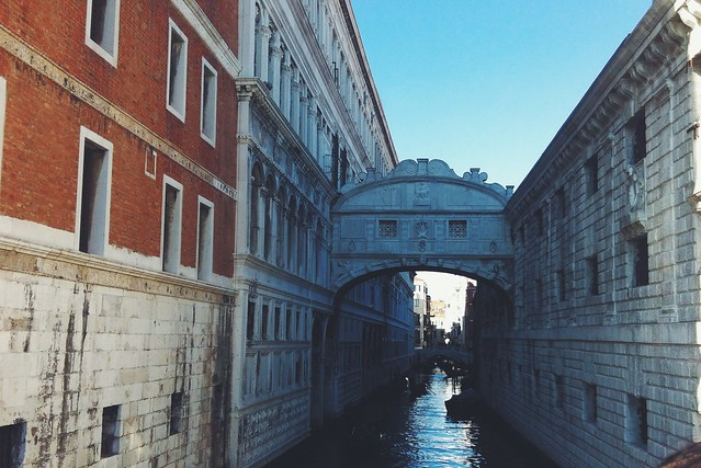 Bridge of Sighs | Venice 2014.