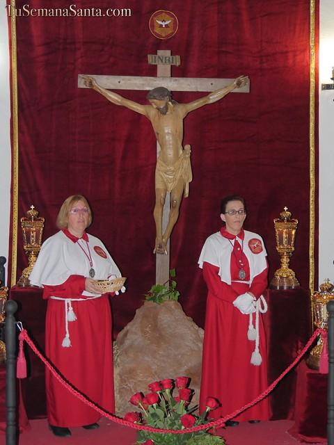 Triduo al Cristo del Humilladero