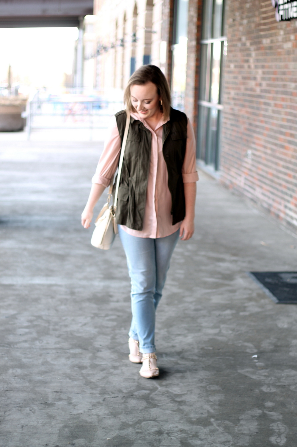 Blush and Olive | Re-Mix-Her