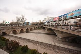 Old Silk Road Bridge, Qari Bridge.