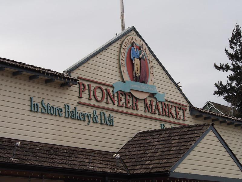 Pioneer Market in La Conner