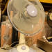 Electric fan 3 speed