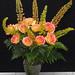 Summer Flowers Eremurus — Photo Courtesy The Rittners School of Floral Design, Boston