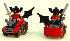 Micro Classics: Basil's Batspeeder