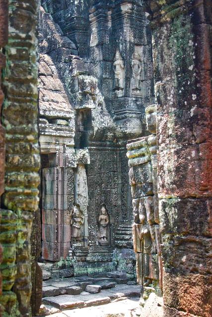 Ta Prohm, Siem Reap, Canon EOS DIGITAL REBEL, Canon 18.0-55.0 mm