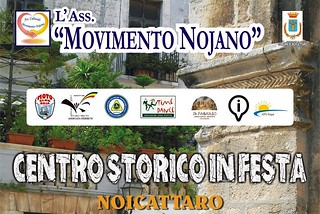 Noicattaro. Centro storico in Festa 2016 front