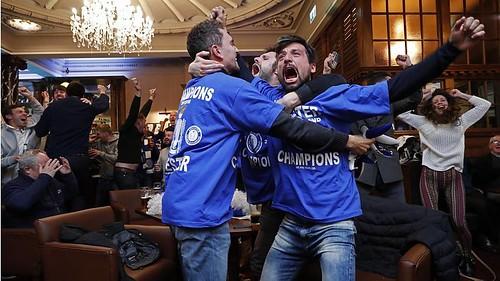 Leicester campeão