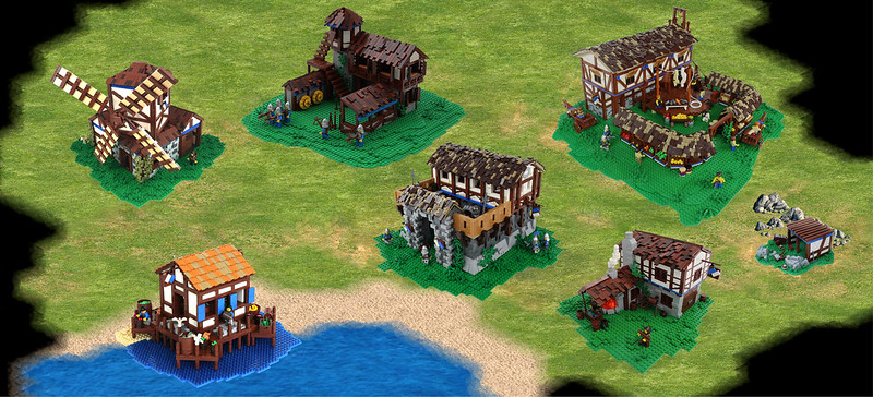 Age of Empires Collaboration