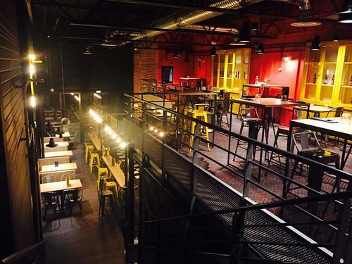 restaurant NOUS YORK CAFE - American Bistro à Chasseneuil-du-Poitou - Poitiers - Futuroscope - Vienne - Département 86- France