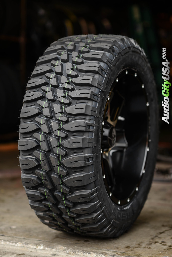 **NEW** 33x12.5x20 Rockstar MT tires Offroad Mud Tire ...