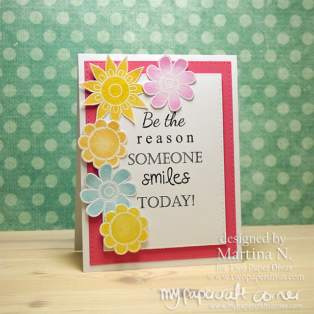 Smile today - Card #430