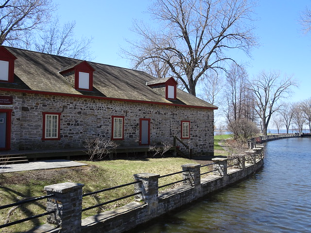 Old Fur Trading Headquarters