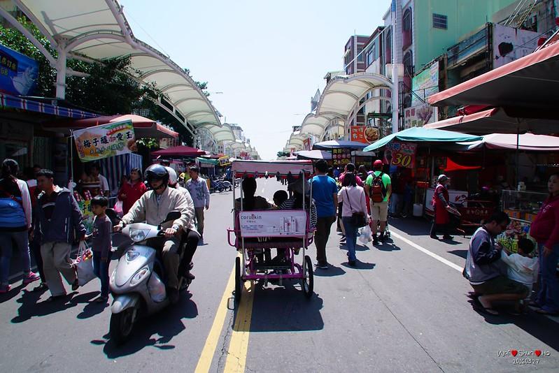Taiwan old street