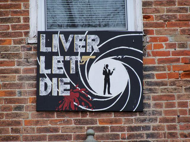 OH Oxford - Liver Let Die