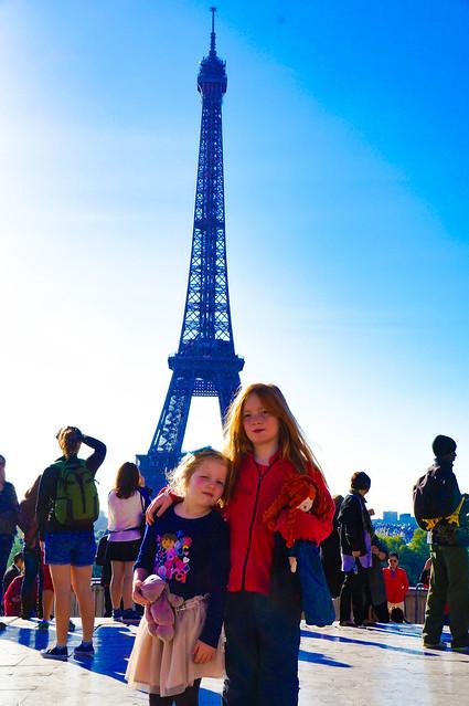 Eiffel Tower 2013