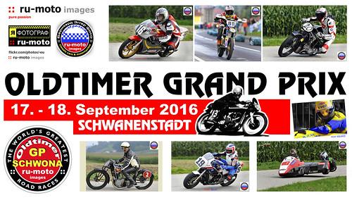 Oldtimer Grandprix Schwanenstadt 2016 Austria (c) Бернхард Эггер :: rumoto images 4557
