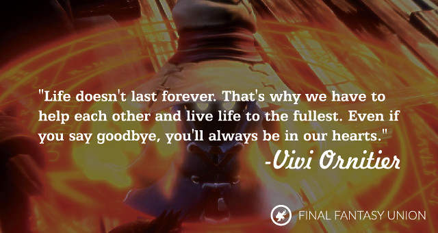 11 Inspirational Final Fantasy Quotes For The New Year Final