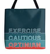 cautious optimism