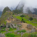 View at the Principal Temple, Machu Picchu by Andrey Sulitskiy