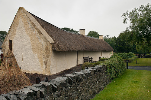 Burns Cottage, Scotland