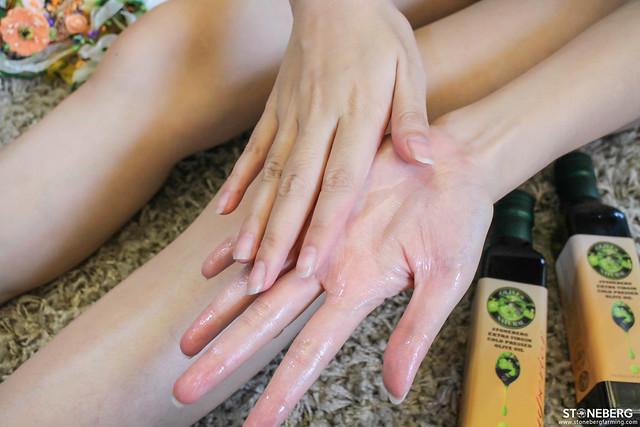 【橄欖油】原來橄欖油能皮膚保養 [橄欖油腿部按摩] 篇!