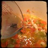 #homemade #ChickenSoup #CucinaDelloZio http://wp.me/P1K8PB-aX - 4c water (1c at a time)