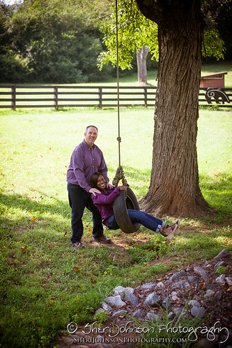 Bridget & Chris Engagement