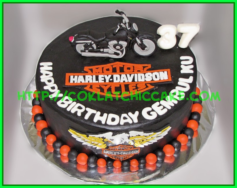 Cake Motor Harley