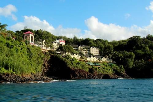 ocean blue sky beach st spectacular la view outdoor sandals sunny front resort lucia caribbean stlucia toc castries konomark