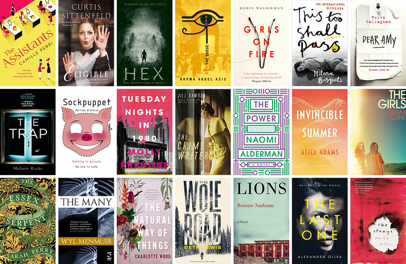 50+ new books to read in 2016