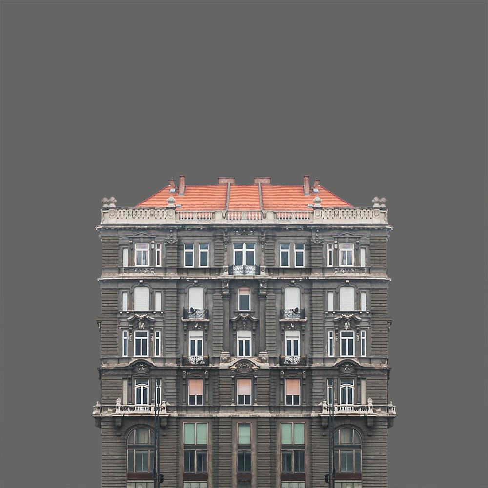 Urban Symmetry by Szolt Hlinka