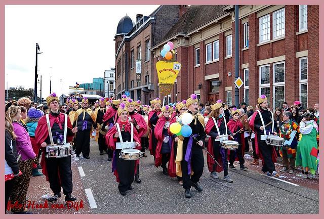 Carnavalsoptocht Helmond 2016