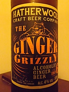 Hatherwood (Lidl), The Ginger Grizzly no6, England