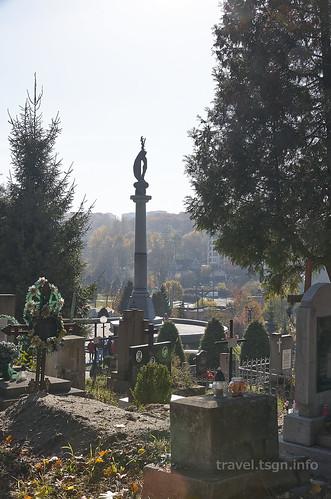 【写真】2015 東欧周遊 : リチャキフ墓地/2015-10-28/PICT4557