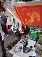 Linda Ronstadt set up