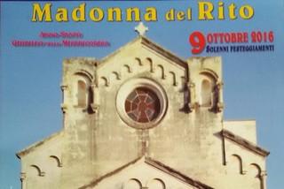 Noicattaro. Chiesa Madonna del Rito front