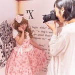 Experience dressing up as a lolita @Harajuku Laforet