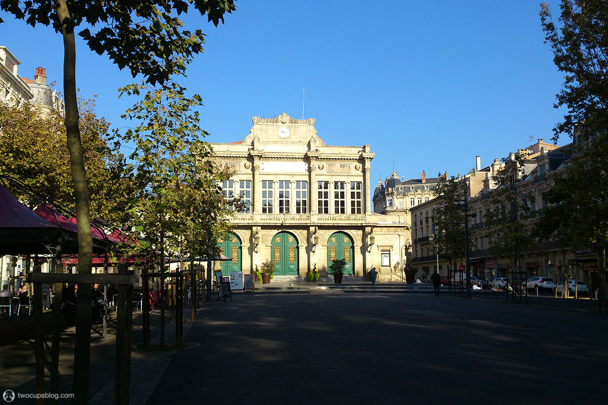 Théâtre Municipal in Béziers