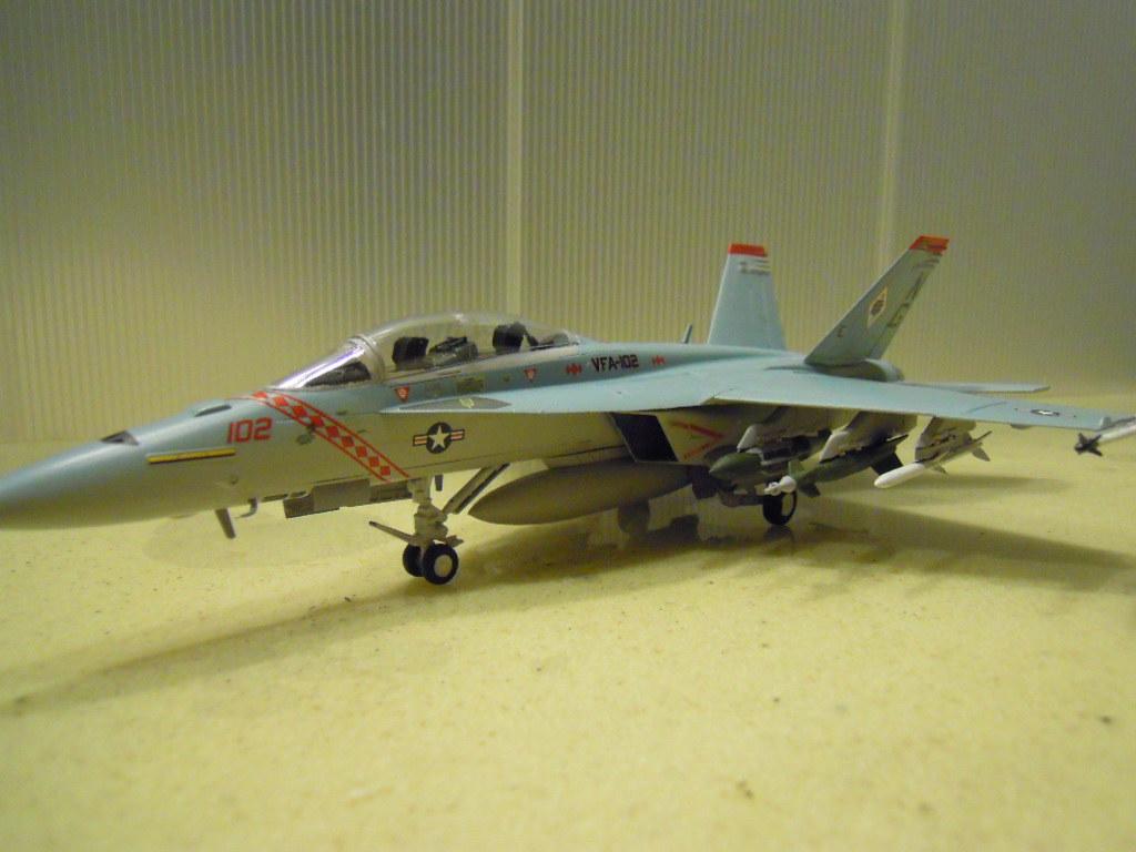 F/A-18F 超級大黃蜂戰機