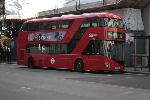 London Central LT424 LTZ1424