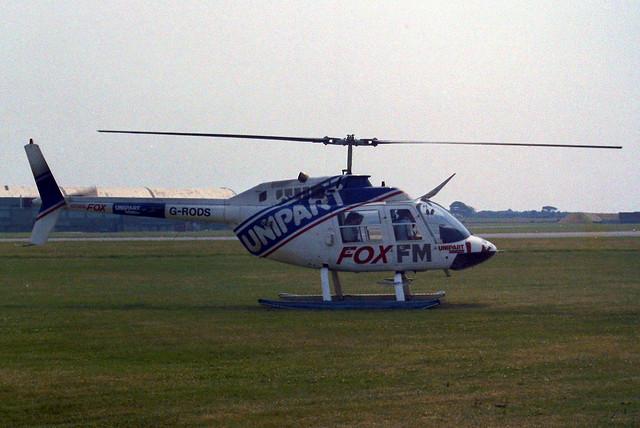 G-RODS BH-206 Jetranger