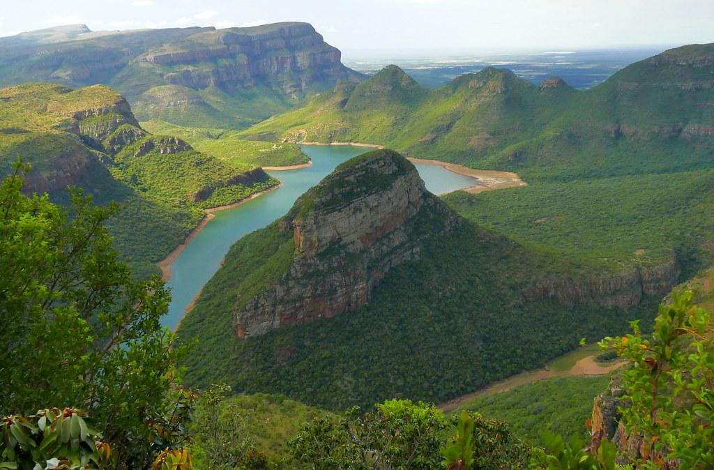 Blyde river canyon 24931370416_94e759d2e5_b