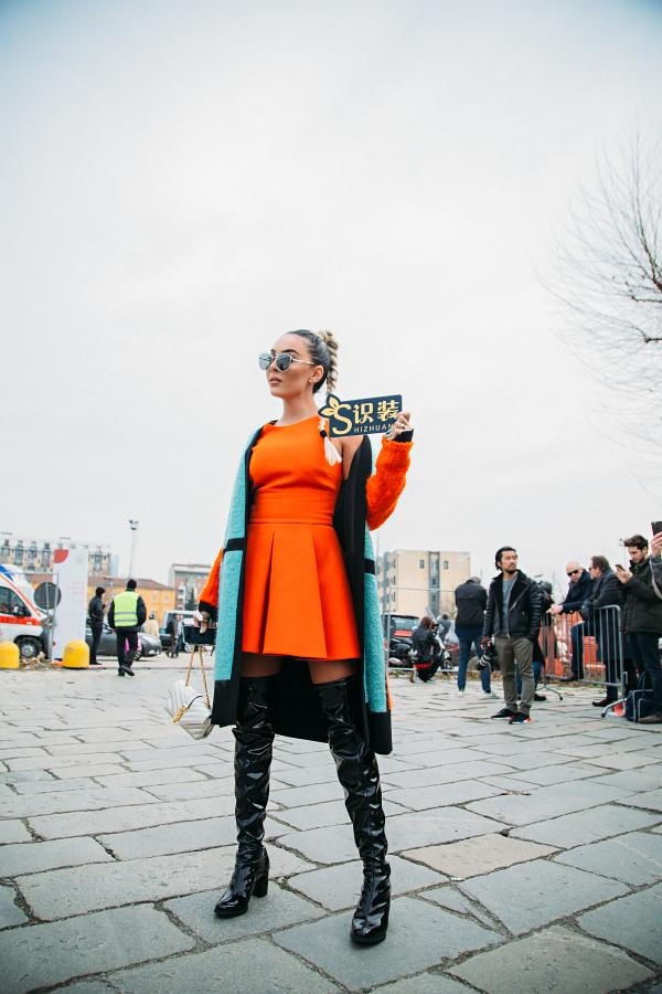 24954560330 22a5d9caa3 o - Стритстайл от Яны Давыдовой: Неделя моды в Милане, показ Gucci