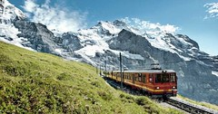 Jungfrau Travel Pass u ČEDOKu výhodněji.