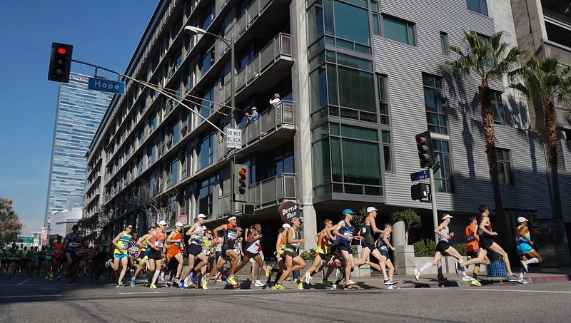 LA2016 Olympic Marathon Trials